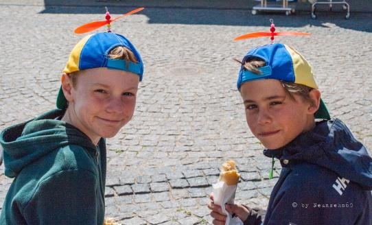 Freunde - Jugens in Skagen, Sommer 2015
